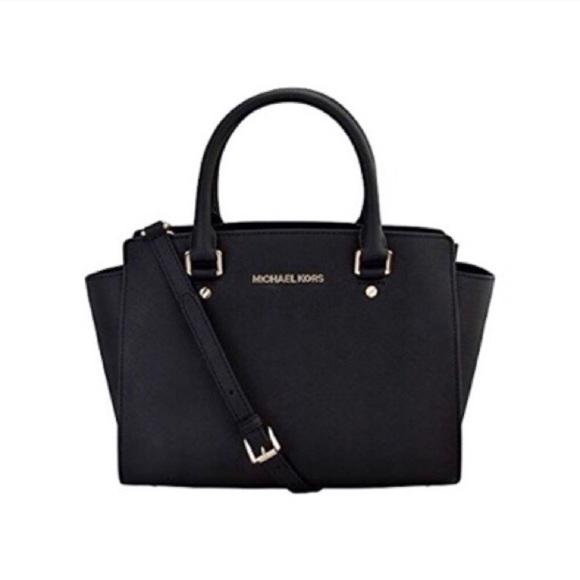9c129fd66eab michael kors selma 11x8.25 handbag (retails 300!) M 5a8e0cbc5521be370ddf3cdc